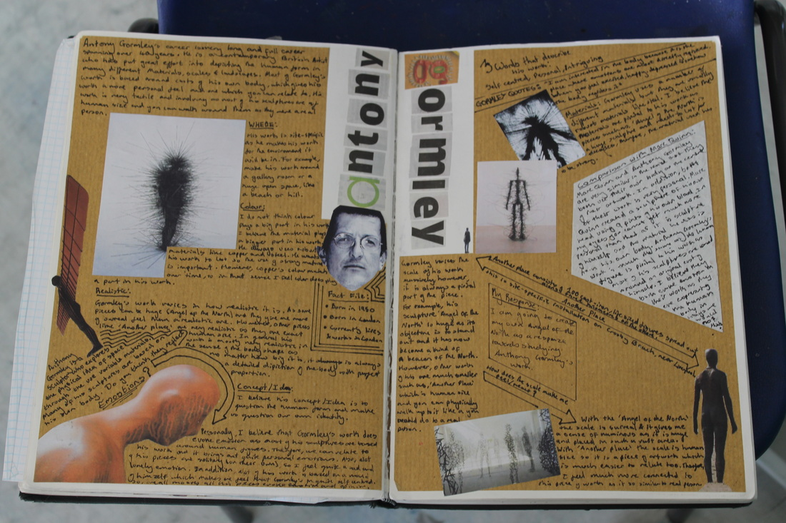 A level photography coursework